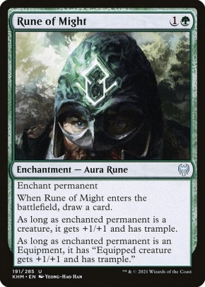 Rune of Might