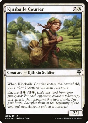 Kinsbaile Courier