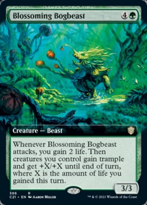 Blossoming Bogbeast