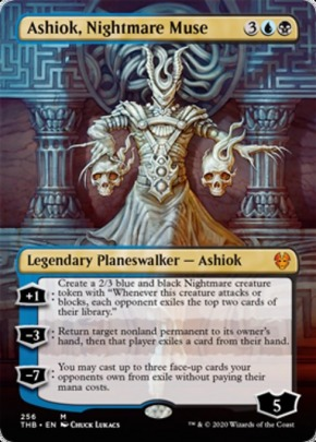 Mtgnexus Ashiok Nightmare Muse From Theros Beyond Death