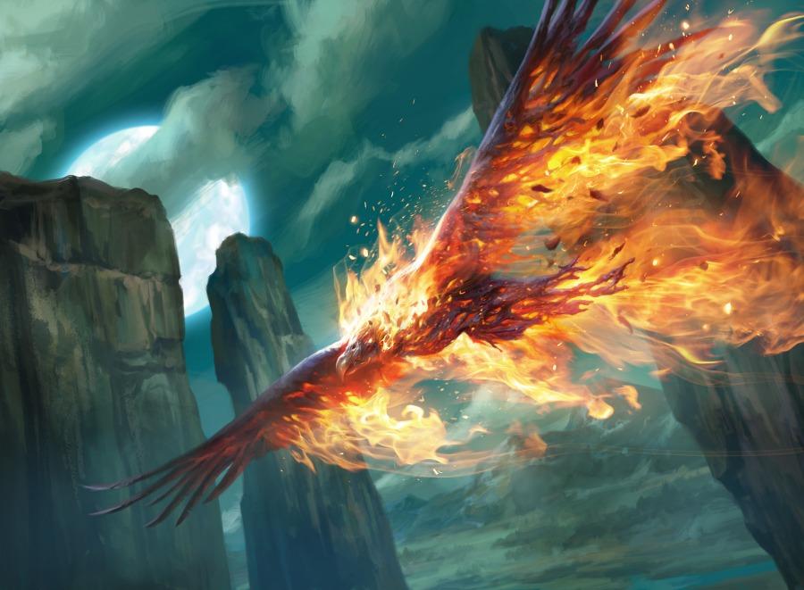 Phoenix - Robert Maggio
