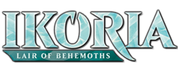 Ikoria: Lair of Behemoths Logo