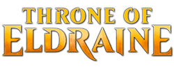 Throne of Eldraine Logo